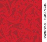 football soccer seamless...   Shutterstock .eps vector #1036678936