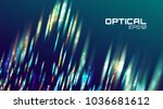 stripe abstract background.... | Shutterstock .eps vector #1036681612
