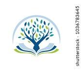 vector illustration   logo...   Shutterstock .eps vector #1036783645
