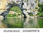 Vallon Pont D'arc  Natural Roc...