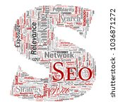 vector conceptual search... | Shutterstock .eps vector #1036871272