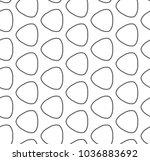 geometric ornamental vector...   Shutterstock .eps vector #1036883692