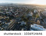 aerial view of south of... | Shutterstock . vector #1036914646