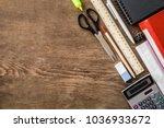 different school or office... | Shutterstock . vector #1036933672