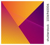 abstract background vector... | Shutterstock .eps vector #1036960006