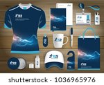 gift items business corporate... | Shutterstock .eps vector #1036965976