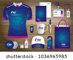gift items business corporate... | Shutterstock .eps vector #1036965985