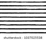 grunge paint stripes.grunge... | Shutterstock . vector #1037025538