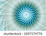 abstract fractal background.... | Shutterstock . vector #1037174776