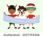 fan of belarus national... | Shutterstock .eps vector #1037193346