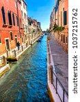 venice  italy   september 22 ... | Shutterstock . vector #1037215762