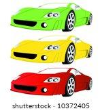 car | Shutterstock .eps vector #10372405
