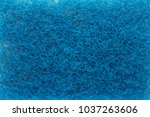 Small photo of Near-surface focus and polyester textures or fibers are used for washing and polishing surfaces to clean. Blue polyester for porous surface finish to soften in size and help absorb absorbency.
