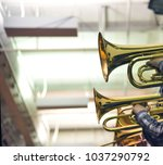 Brass Instruments In School...
