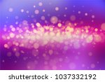 abstract background with glow ... | Shutterstock .eps vector #1037332192