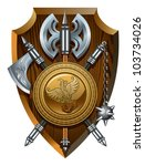 Coat Of Arms  Labrys  Axe ...