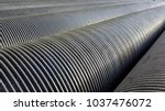 fins tube product | Shutterstock . vector #1037476072