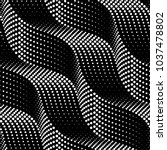 vector seamless texture. modern ... | Shutterstock .eps vector #1037478802