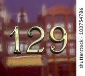 Golden House Number Hundred An...