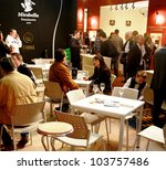 verona   april 08  people visit ... | Shutterstock . vector #103757486