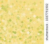 rhombus isolated minimal... | Shutterstock .eps vector #1037751502