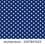 Usa Style Seamless Pattern...