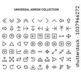 universal arrow collection...