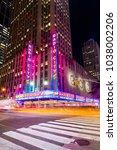 new york  usa   september 22... | Shutterstock . vector #1038002206