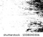 distressed grainy wood overlay... | Shutterstock .eps vector #1038040306