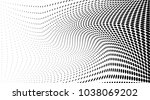 polka dot light halftone... | Shutterstock .eps vector #1038069202