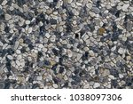 background of sand and small... | Shutterstock . vector #1038097306