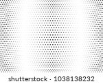 abstract halftone wave dotted...   Shutterstock .eps vector #1038138232