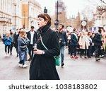 london   uk   04.03.2018  ... | Shutterstock . vector #1038183802
