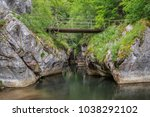 corcoaia gorge protected area... | Shutterstock . vector #1038292102