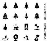 solid vector icon set  ...   Shutterstock .eps vector #1038325216