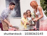 leisure food people and... | Shutterstock . vector #1038363145
