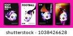 football 2018 world...   Shutterstock .eps vector #1038426628