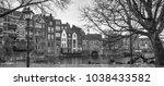 cityscape  black and white... | Shutterstock . vector #1038433582