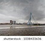 city landscape   view on... | Shutterstock . vector #1038433636