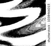 black and white grunge stripe... | Shutterstock . vector #1038466015