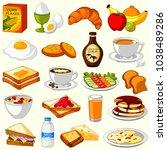 easy to edit vector... | Shutterstock .eps vector #1038489286
