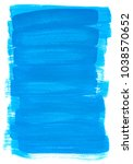 watercolor blue background ... | Shutterstock . vector #1038570652
