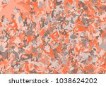 chaotic background. abstract... | Shutterstock .eps vector #1038624202