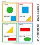 educational math game for kids  ... | Shutterstock .eps vector #1038683086