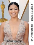 gina rodriguez at the 90th... | Shutterstock . vector #1038721885