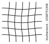wavy  zig zag  criss cross grid ...   Shutterstock .eps vector #1038751348