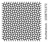 wavy  zig zag  criss cross grid ...   Shutterstock .eps vector #1038751372