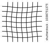 wavy  zig zag  criss cross grid ...   Shutterstock .eps vector #1038751375