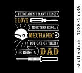 father's day saying   quotes.... | Shutterstock .eps vector #1038755536