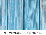 natural blue turquoise wooden...   Shutterstock . vector #1038782416